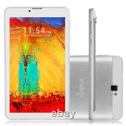 GSM! 7 Android 9.0 Tablet PC with Sim Card Slot for 4G Wireless SmartPhone NEW