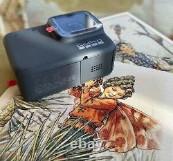 GoPro HERO7 Silver 4K HD Action Camera LCD GPS +Head Strap&Clip+ Sleeve 64GB SD