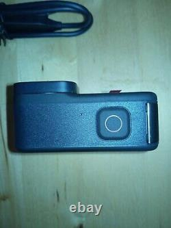 GoPro HERO 9 Black Waterproof Action Camera with Front LCD and Touch Rear Scre