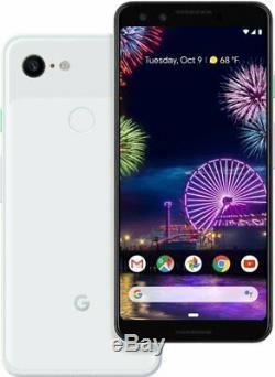Google Pixel 3 64GB / 128GB Unlocked Smartphone