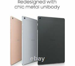 Grade2B SAMSUNG Galaxy Tab A 10.1in Gold Tablet (2019) 32GB Android 9.0 Pie