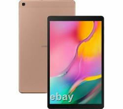 GradeB SAMSUNG Galaxy Tab A 10.1in Gold Tablet (2019) 32GB Android 9.0 (Pie)