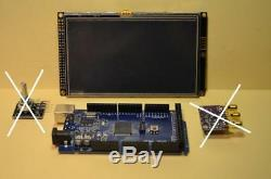 HF Transceiver/Receiver Controller with Arduino Mega 2560 5 LCD Touch screen