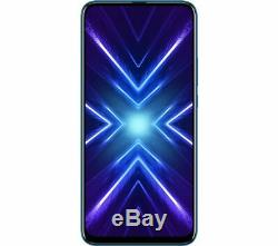 HONOR 9X128 GB Android Mobile Smart Phone, Sapphire Blue Currys