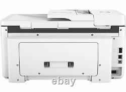 HP OfficeJet Pro 7720 Wide Format All-in-One Printer LCD with IR touchscreen