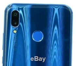 HUAWEI P20 Lite 5.8 LCD 64GB Unlocked SIM-free Smartphone 4G Blue / Black