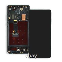 Huawei P30 Pro Display schwarz LCD Touchscreen Rahmen