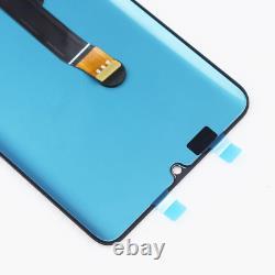 Huawei P30 Pro OLED LCD Display Bildschirm Glas Scheibe Touch Screen Schwarz NEU