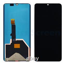 Huawei P30 Pro VOG-AL00 AL10 L09 L29 TL00 LCD Screen Digitizer Touch Black