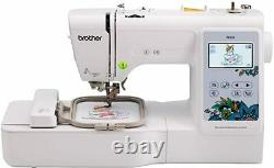 IN HAND Brother PE535 4x4 Embroidery Machine with Large Touch LCD Screen
