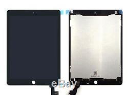 IPad Air 2 Display Einheit schwarz LCD Touchscreen Digitizer Bildschirm Glas