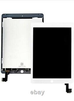 IPad Air 2 Lcd Screen iPad 6 Lcd A1566 A567 LCD Digitizer Touch Screen White