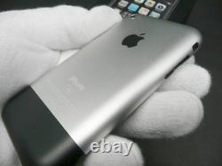 IPhone 2G 8GB 1. Generation NEU in Folie + in OVP MB217D/A ORIGINAL APPLE 8GB