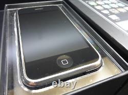 IPhone 2G 8GB ERSTAUSGABE 1. Generation 1G Apple RARITÄT 1th 1st the one OVP