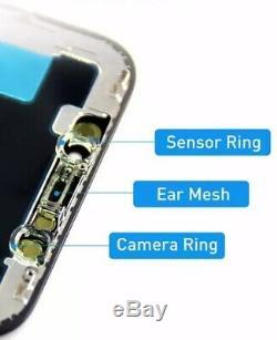 IPhone XS MAX LCD DISPLAY Komplett Einheit Touch Screen Panel Bildschirm 6.5