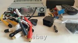 JVC KD-AVX77 EXAD CD DVD USB Bluetooth 5,4Touch LCD 5.1 Kanal Autoradio
