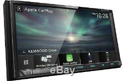 Kenwood Dmx9706s Car 6.95 Touchscreen LCD Usb Digital Media Bluetooth Receiver