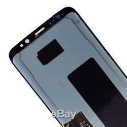 LCD Display Screen Touch Digitizer Replacement For Samsung Galaxy S8 S8 Plus New
