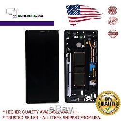 LCD Display Touch Screen Digitizer + Frame Replacement for Samsung Galaxy Note 8