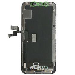 LCD Display für iPhone XS MAX RETINA HD Bildschirm 3D Touch Screen Schwarz Black
