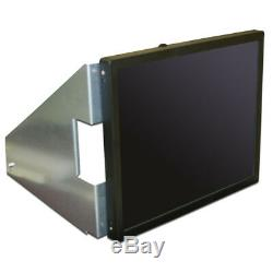 LCD New 17 Touch Screen 19 Pin with Bezel, IGT Game King 03902/044 CPU Board