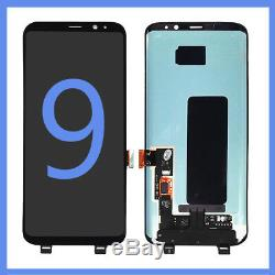 LCD Touch Screen Digitizer LCD Replacement for Samsung Galaxy S9 G960 Assembly