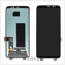Lcd Display Touch Screen Glass Digitizer Assembly For Samsung Galaxy S8 G950 New