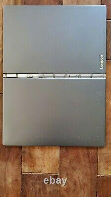 Lenovo Yoga Book with Android 64GB, Wi-Fi, 10.1in Gunmetal Gray lightly used
