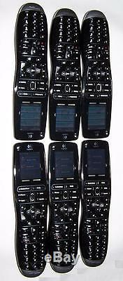 Logitech Harmony One Touch Screen LCD Advanced Universal Remote Control READ