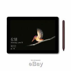 Microsoft Surface Go 10 Touchscreen Intel Pentium Gold 8GB RAM 128GB SSD Win 10