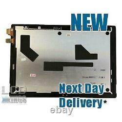 Microsoft Surface Pro 5 1796 1797 LCD Touch Screen Digitizer Assembly