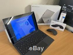 Microsoft Surface Pro 6 BUNDLE (256GB SSD, 8 GB RAM, Intel Core i7, Win10 Pro)