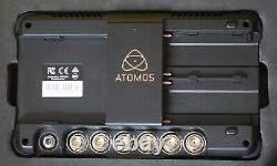 NEVER USED Atomos 7 ATOMSHGIN1 Shogun Inferno Monitor with Accessories Kit