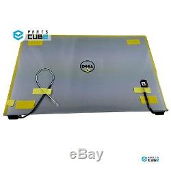 NEW Dell Inspiron 15 i5558 5555 15.6 Touchscreen LCD Screen Top Assembly Silver