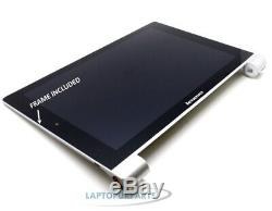 NEW LENOVO YOGA 10 B8000 MODEL 60047 TABLET LCD + TOUCH SCREEN DIGITIZER WithFRAME