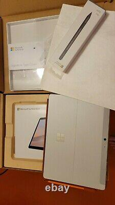 NIB Microsoft Surface Go 2 For Business (M3/64GB/4GB Ram) Bundled with Type Cover