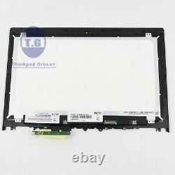 New 15.6 LCD LED Touch Screen +Bezel Assembly Frame for Lenovo Edge 21580 80QF