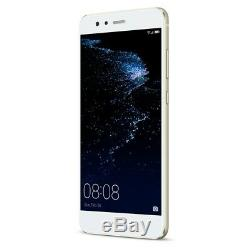 New Huawei P10 Lite 32GB White WIFI NFC GPS 12MP 5.2 Lcd Unlocked Smartphone UK
