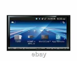 New Sony LCD Car Audio 7 Bluetooth (XAV-712BT) Fedex