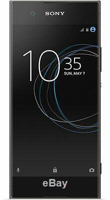 New Sony Xperia XA1 32GB Black 4G LTE 5 LCD GPS WIFI 23MP Unlocked Smartphone