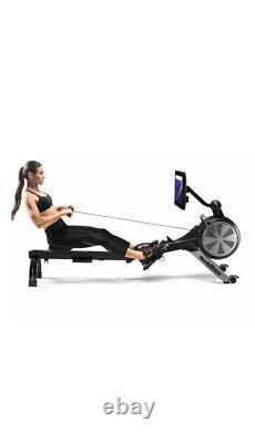 NordicTrack RW900 Rower with LCD HD 22'' Touch Screen, foldable for easy storage