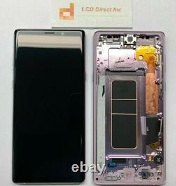 OEM Samsung Galaxy Note 9 N960 LCD Touch Screen Digitizer Replacement with SBI