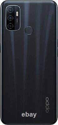 OPPO A53 64GB SIM-free Smartphone 6.5 HD LCD Touchscreen Electric Black