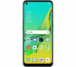 OPPO A53 64GB SIM-free Smartphone 6.5 HD LCD Touchscreen Mint Cream Currys