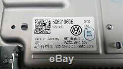 Orig. VW Golf 7 GTI 5G Facelift Bedieneinheit Bildschirm Display Navi 5G6919606