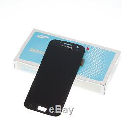 Original Samsung Galaxy S7 SM-G930F LCD Display+Touch Screen Bildschirm Schwarz