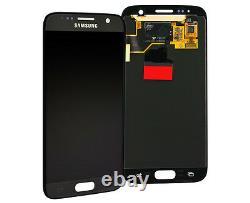 Original Samsung Galaxy S7 SM G930F LCD Display Touchscreen Bildschirm Schwarz