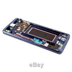 Original Samsung Galaxy S9 SM-G960F LCD Display+Touch Screen Bildschirm Blau