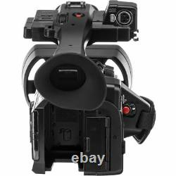 Panasonic AG-AC30 Full HD Camcorder with Touch LCD Screen & Built-In LED Light