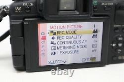 Panasonic DMC-G2 Mirrorless Camera 12.1MP with 14-42m Lens, Shutter Count 3018